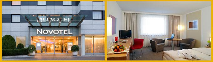 novotel d sseldorf city west. Black Bedroom Furniture Sets. Home Design Ideas